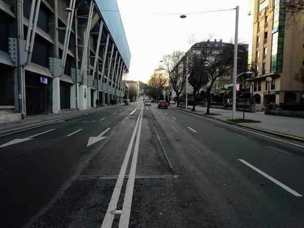 Rúa Manuel Murguía