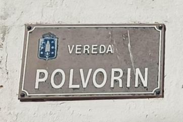Placa Vereda del Polvorín