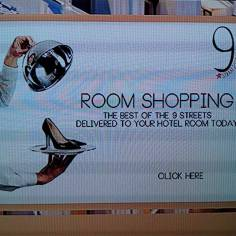 Room Shopping no The Dylan