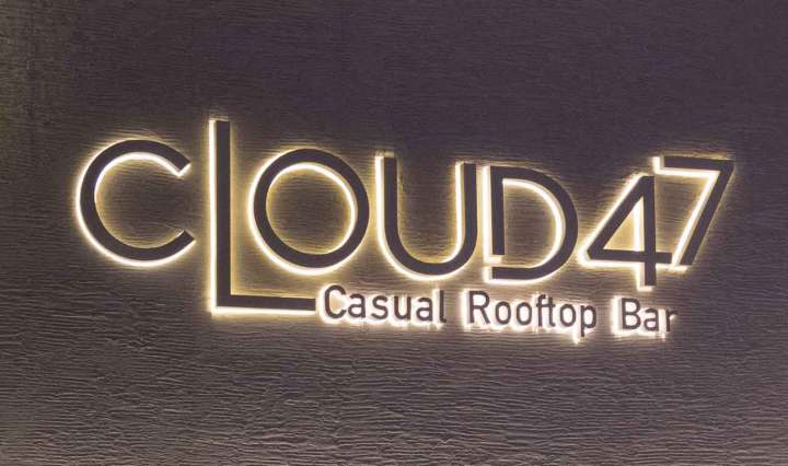 Cloud 47 Rooftop Bar em Bangkok