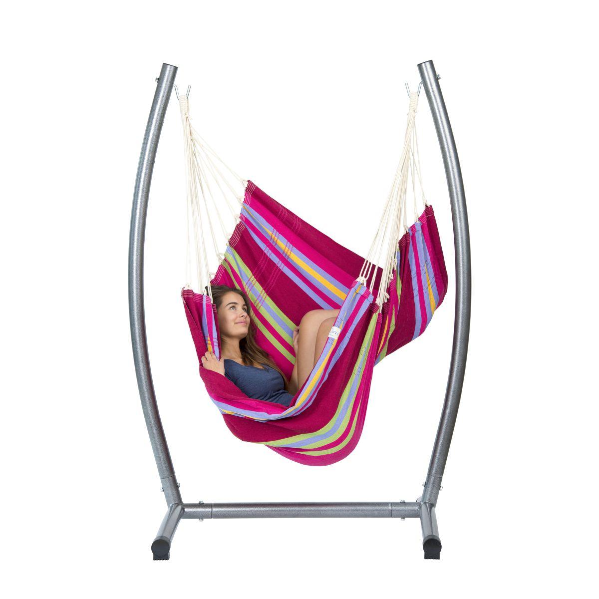 amazonas set support chaise hamac omega rockstone hamac chaise grenadine acandi vente de hamac par le specialiste du hamac en france