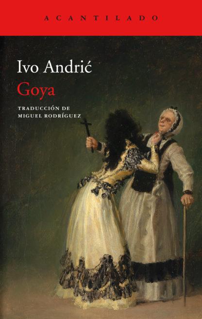 """""""Goya"""" de Ivo Andric -- Acantilado"""