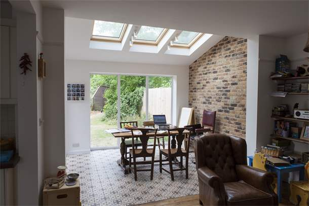 living room extension pictures selecting paint colors for dining to 1930 s semi detached house