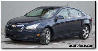 Chevrolet Cruze car review