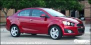 2012 Chevrolet Sonic LTZ review