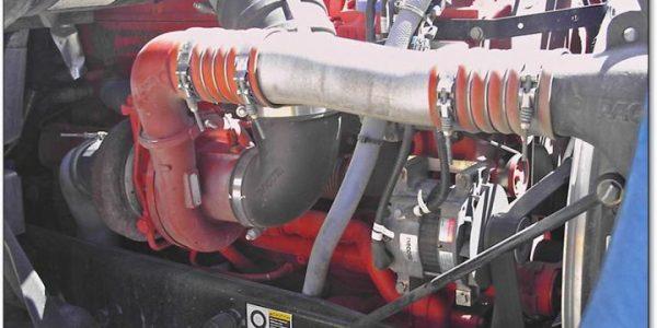 cummins ISX diesel engine