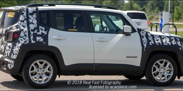2019 renegade by jeep