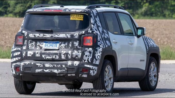 jeep renegade for 2019