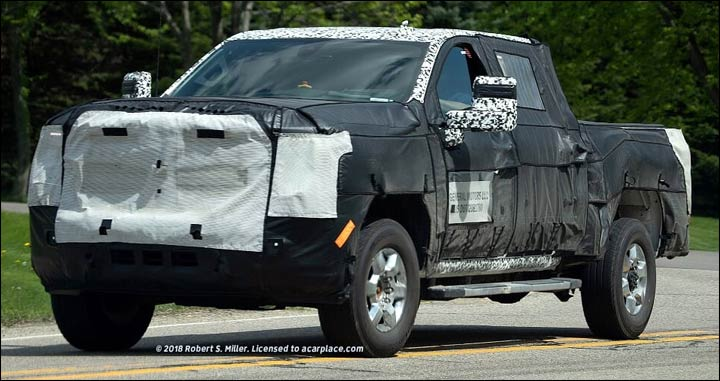 2020 GMC Sierra pickup