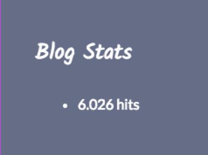Blog Stats acasadiraffy.it