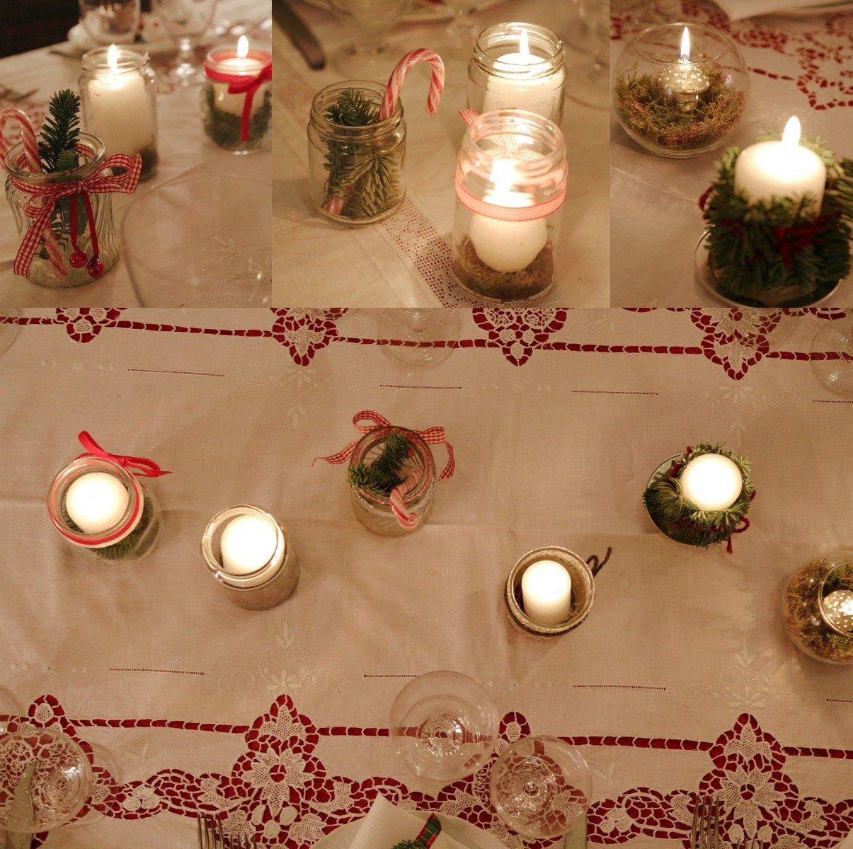 La tavola di Capodanno  A Casa di Ro