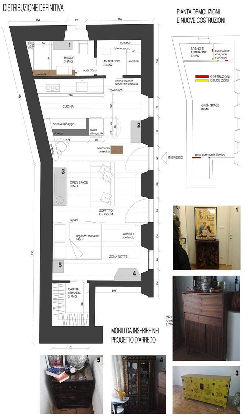 Progetto Casa 40 Mq