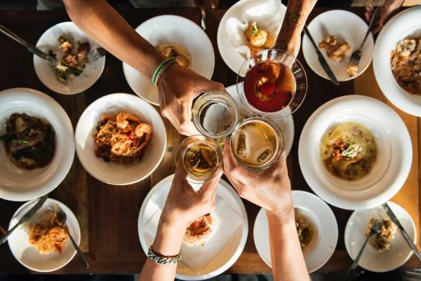 receitas para almoço e jantar
