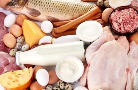 carnes e ovos dieta da proteina