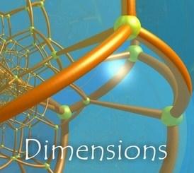 Dimensions - Um Passeio Matemático...