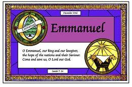 Dec 23 Emmanuel