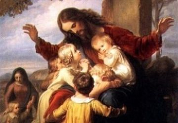 Jesus and the Children2