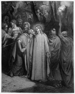 Judas Betrayed Christ