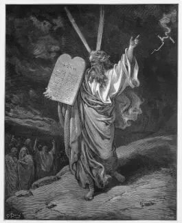 Moses & The Ten Commandments