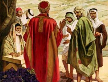 The Kingdom of Heaven is Like a Landowner