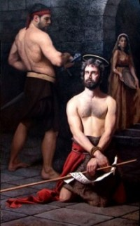 St.-John-Execution