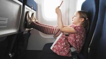 An Atheist on a Plane