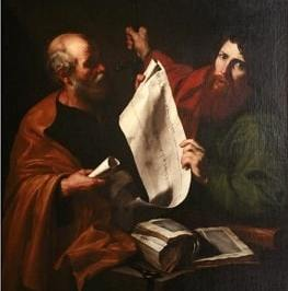 The Solemnity of Saints Peter and Paul