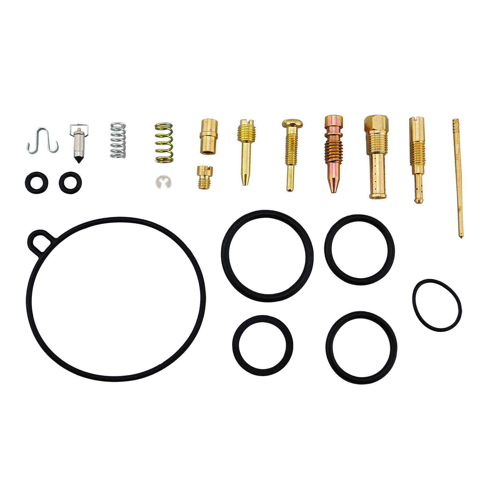 Honda Carburetor Carby Rebuild Kit CT110 Postie Posty Bike