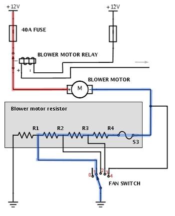 003 wiring diagram for blower motor resistor wiring diagram for blower motor resistor at eliteediting.co