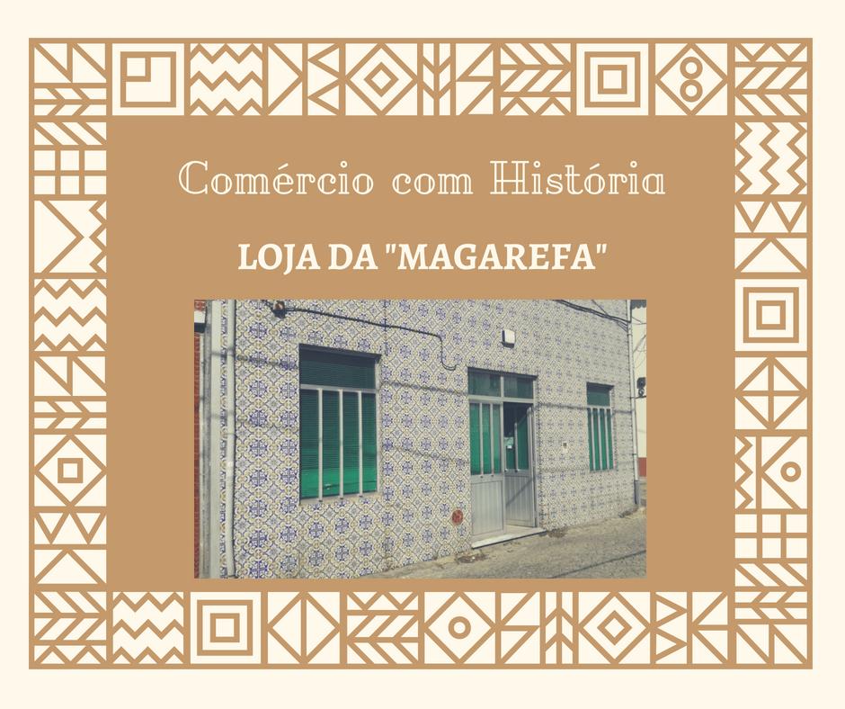 """Loja da """"Magarefa"""""""