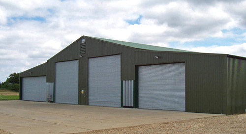 Sheds And Storage Buildings