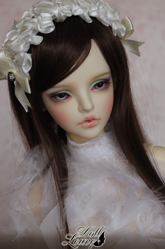 Emily 58cm Doll Leaves Girl BJD Dolls Accessories