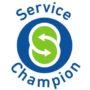 ServiceChampion Logo Stati