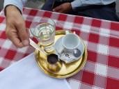 Tradidioneller Kaffee