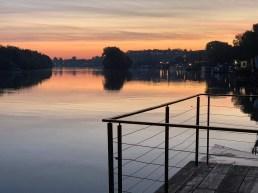 Aussicht Flusshotel