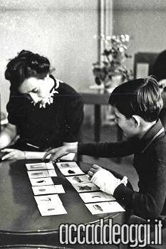Accadde oggi  06 gennaio La casa dei bambini di Maria Montessori