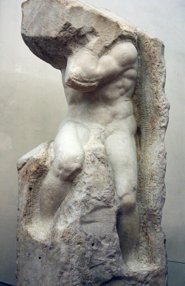 The Atlas Slave