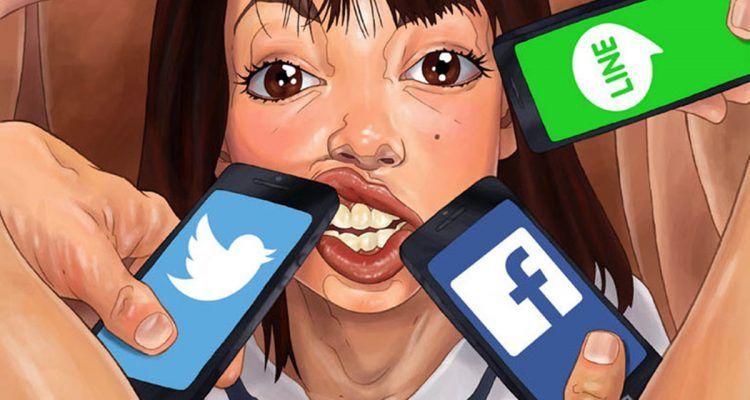 sessualizzazione Social Network