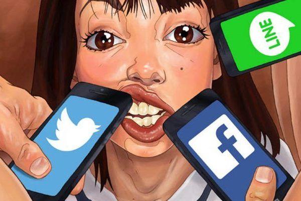 La sessualizzazione dei Social Network