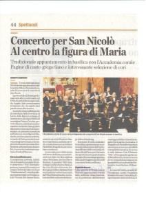 S.Nicolo' 2013