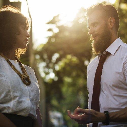 La comunicazione non verbale nel collega stressato