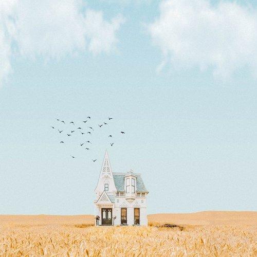 vivere in una casa felice