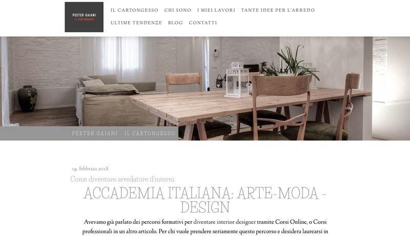 I corsi di formazione professionale presenti in questo portale si pongono come principale obiettivo la formazione di nuovi interior designer motivati e. Come Diventare Arredatore D Interni Accademia Italiana