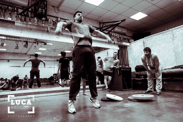DON'T BE SHY WITH THE BARBELL: ROBA DA CROSSFITTER!