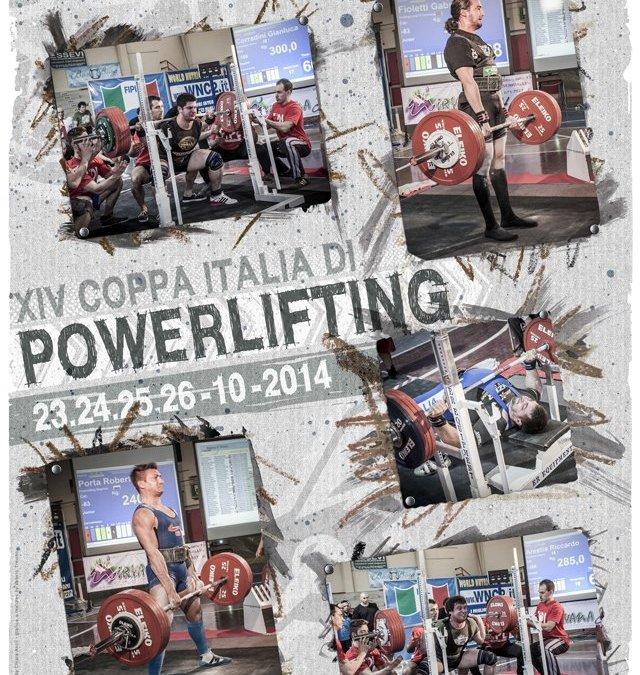 14° COPPA ITALIA A SQUADRE DI POWERLIFTING