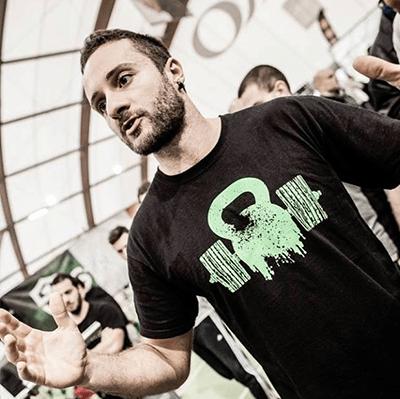Gianluca Pisano Docente FIPL per AIF - Accademia Italiana Forza