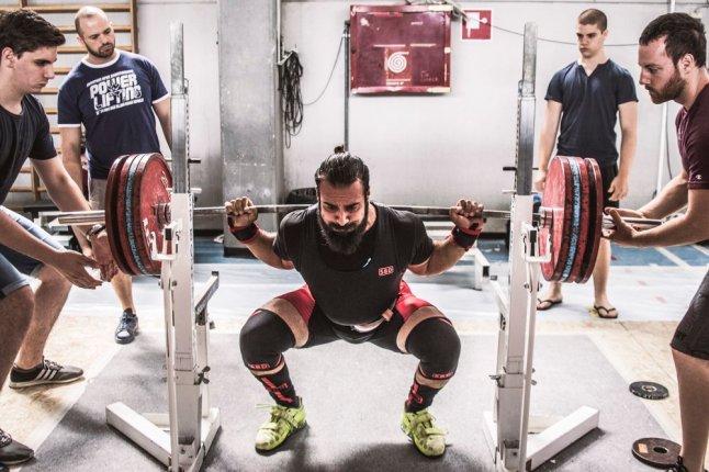 servizio duraturo super economico ufficiale più votato Il 496 squat program! - AIF - Accademia Italiana della Forza