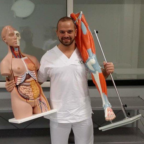 Ado Gruzza Docente FIPL per AIF Accademia Italiana Forza