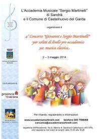 concorso 2014