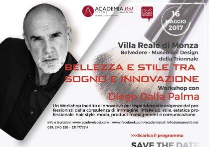 Diego Dalla Palma a Monza